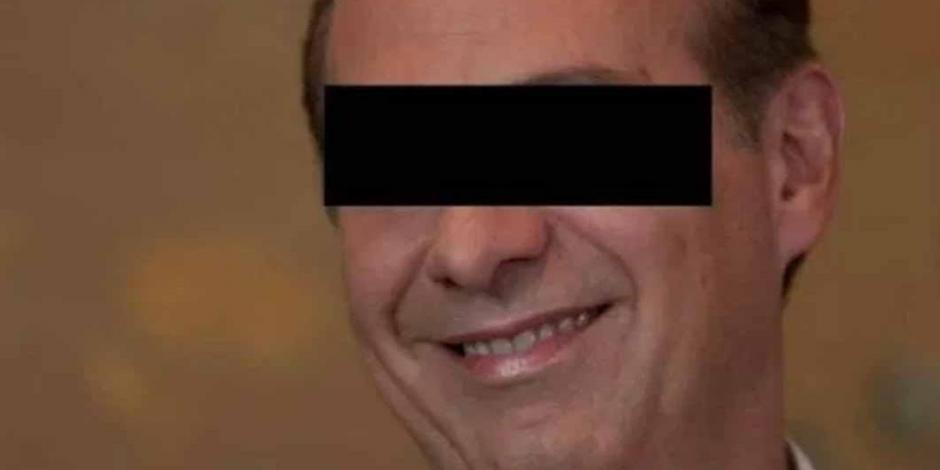Frena magistrado proceso de FGR contra Juan Collado