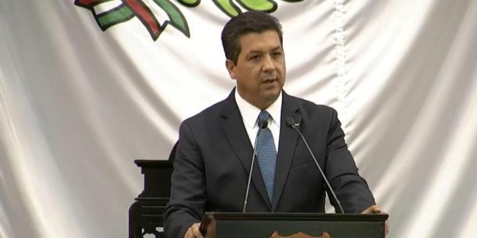 VIDEO: Rinde gobernador de Tamaulipas Tercer Informe de Gobierno
