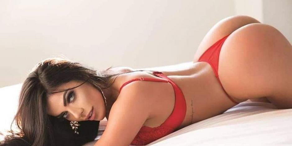 Suzy Cortez presume su ardiente atuendo de vaquerita navideña (FOTOS)