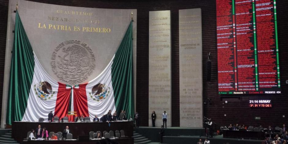 PRI y PRD rechazan desaparecer Congreso General de INE y OPLEs