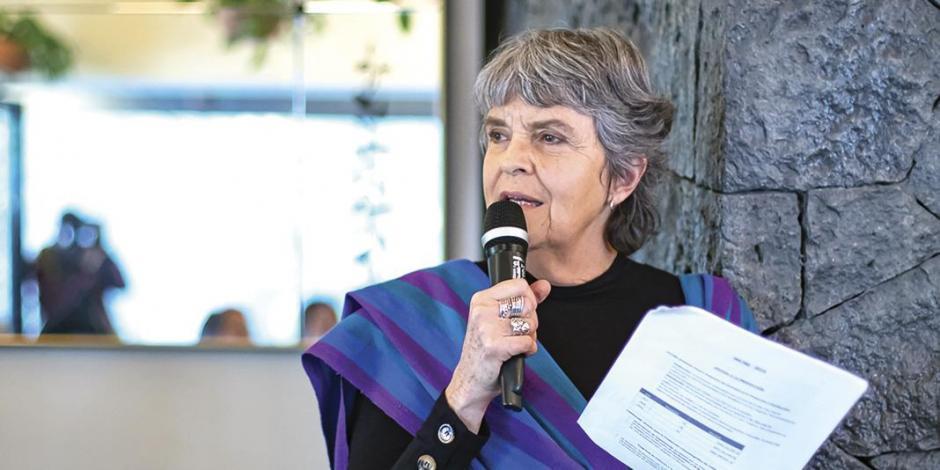 Profest fue un desastre: María Novaro