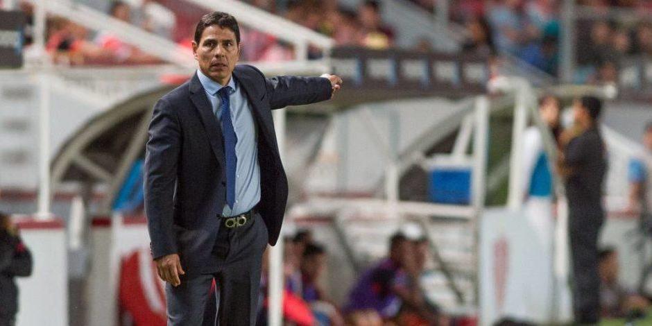 Alfonso Sosa regresa al banquillo del Necaxa después de dos años
