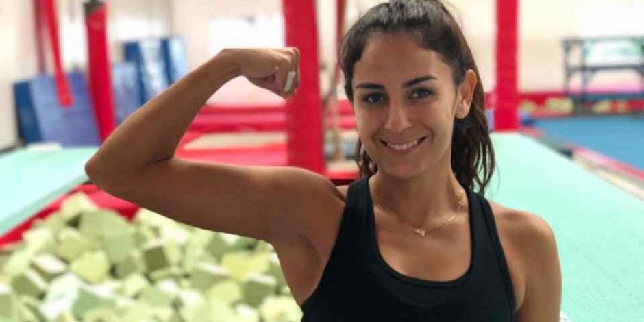 Paola Espinosa ratifica denuncia por daño moral