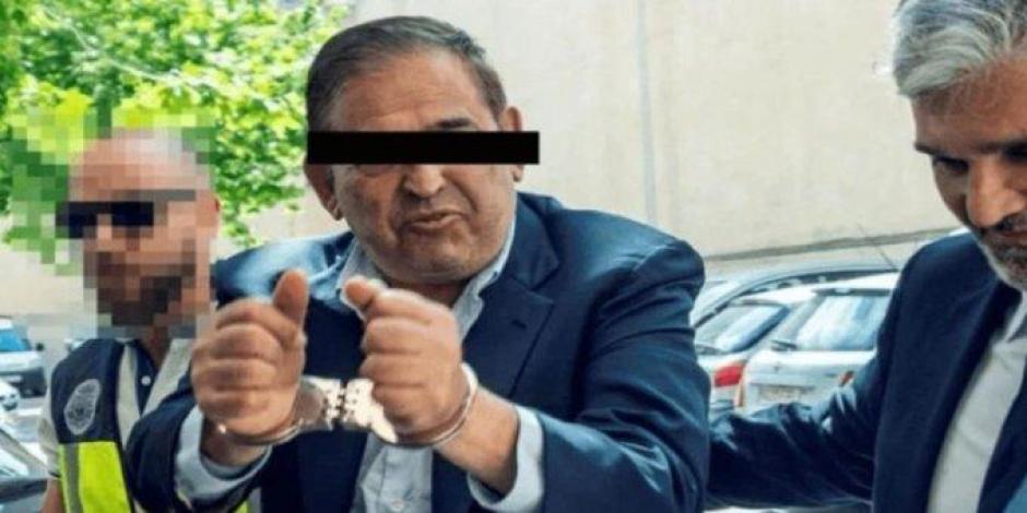 Ante juez español, Ancira niega delitos de corrupción y lavado; acusa persecución política