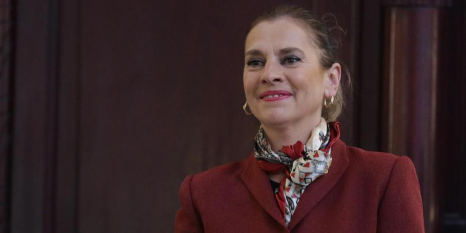 Beatriz Gutiérrez escribe en publicación de la CEM