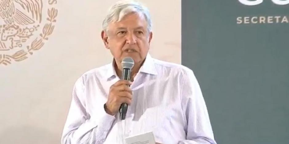 Presenta AMLO Estrategia Nacional de Lectura en Sinaloa