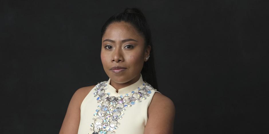 Busca Yalitza Aparicio dar voz a mujeres que luchan por equidad de género