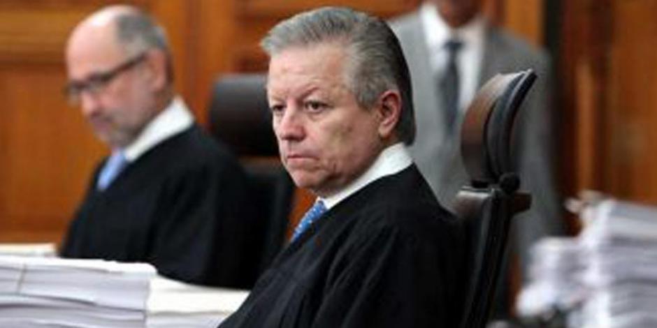 ¿Quién es el nuevo presidente de la SCJN, Arturo Zaldívar?