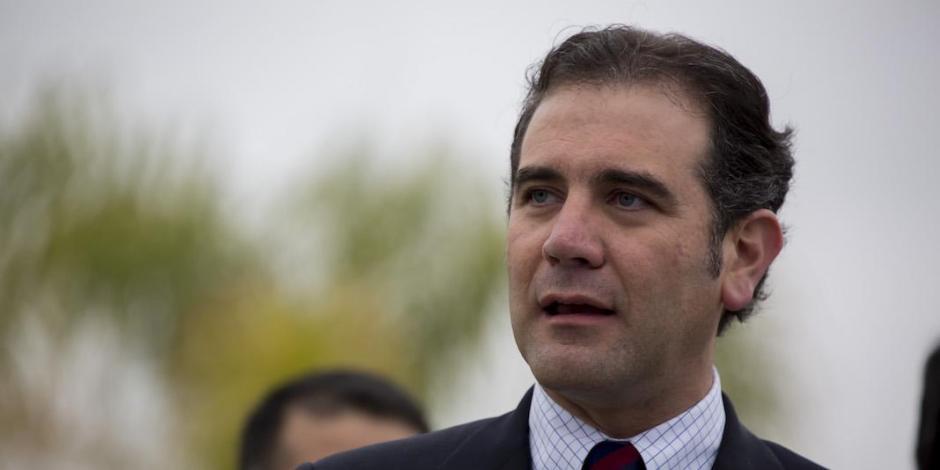 Condena Lorenzo Córdova homicidio de supervisor electoral del INE