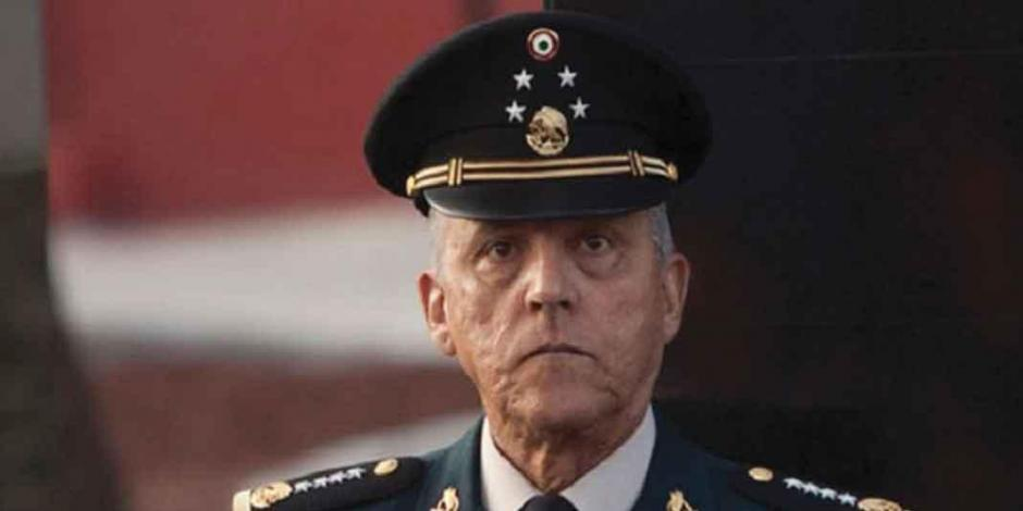 """""""Ejército queda en buenas manos"""": Salvador Cienfuegos"""