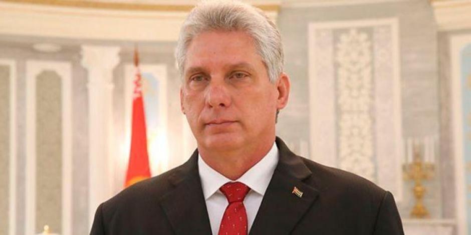 Con Miguel Díaz-Canel, Castro se va, el castrismo se queda