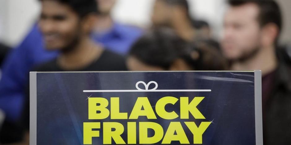 FOTOS: Black Friday vuelve locos a estadounidenses y a... ¿mexicanos?