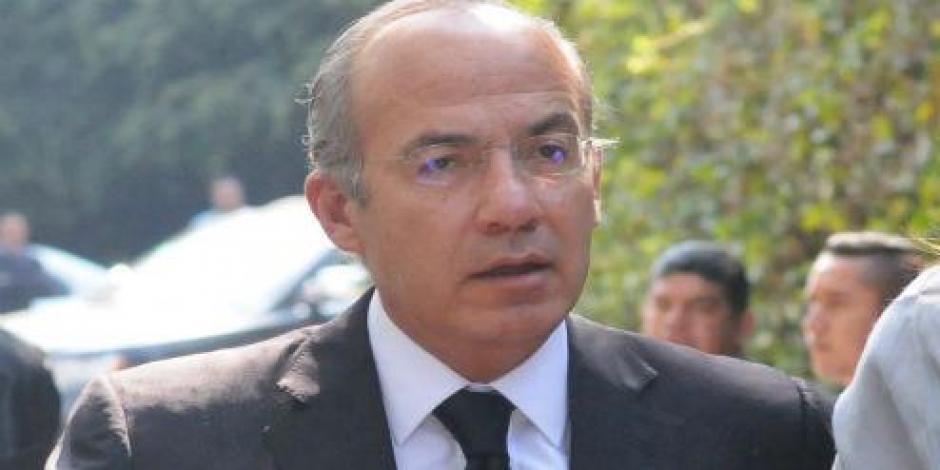 SRE y PAN lamentan que Cuba negara el ingreso a Felipe Calderón