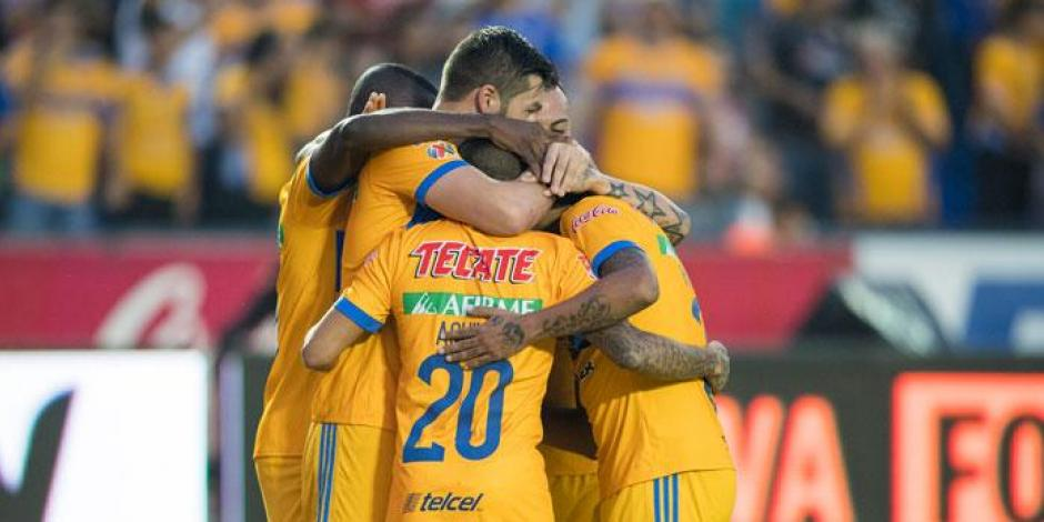 VIDEOS: Tigres golea 3-0 a Toluca y se acerca a liguilla de Apertura