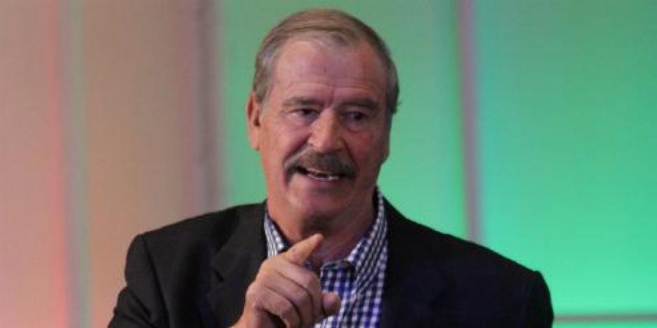 Alianza PAN-PRD podría resultar ganadora en 2018, señala Vicente Fox