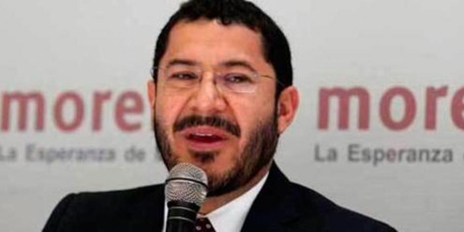 Martí Batres pugna por recuperar derechos en la CDMX