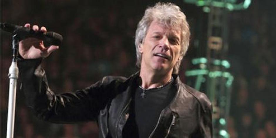 Bon Jovi cancela conciertos en Nueva York por problemas de salud