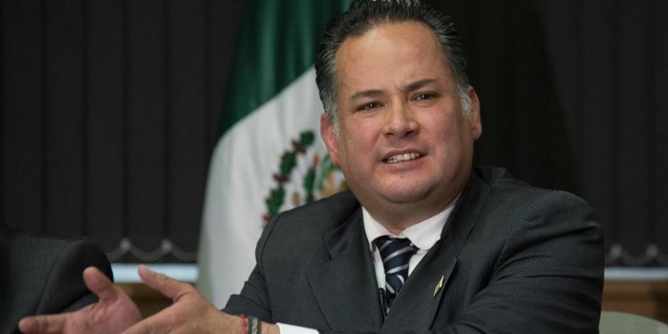 Santiago Nieto acepta su destitución como titular de la Fepade