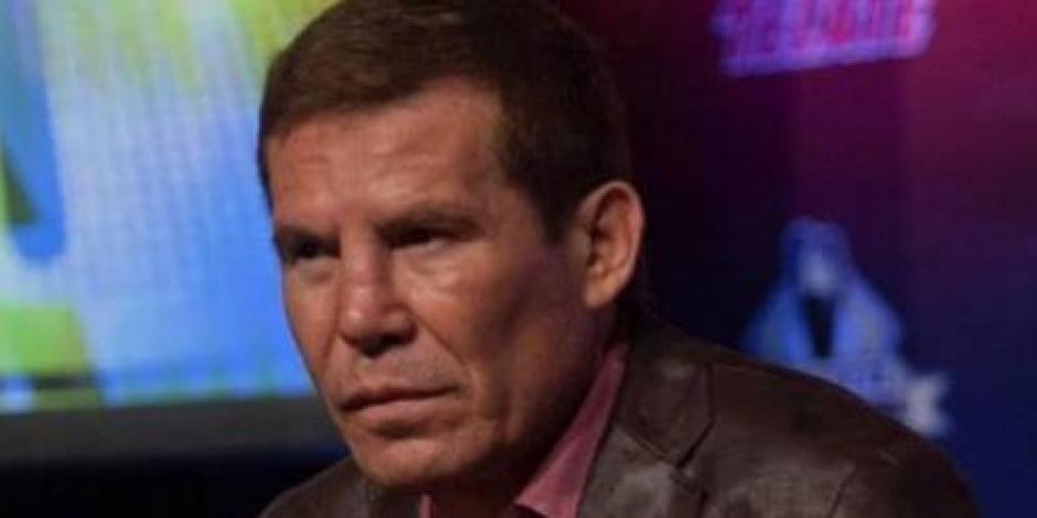 Rafa Márquez es mi amigo y estoy con él, declara Julio César Chávez