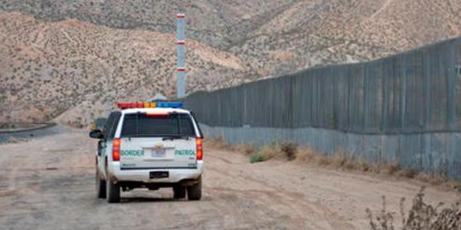 Sube 28% flujo de migrantes en frontera México-EU
