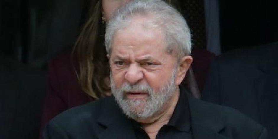 Piden prisión preventiva para Lula da Silva