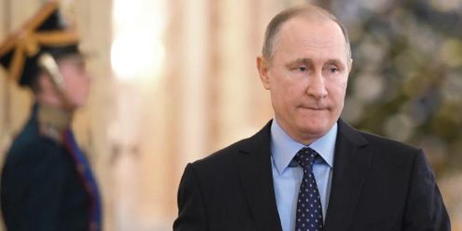Putin, un devoto de la geopolítica con ansias de expansión