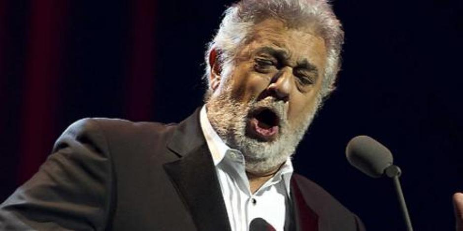 Plácido Domingo elogia a cantantes mexicanos