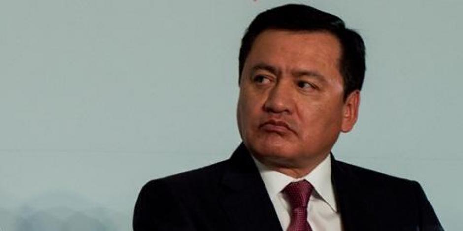 Hay pruebas de fraude de Núñez, afirma Osorio Chong
