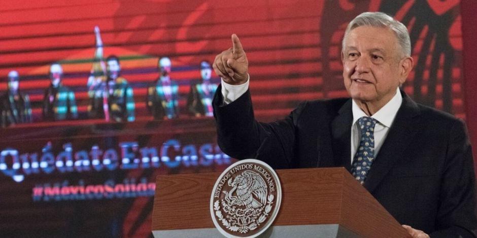 AMLO-López Obrador-Andrés Manuel López Obrador