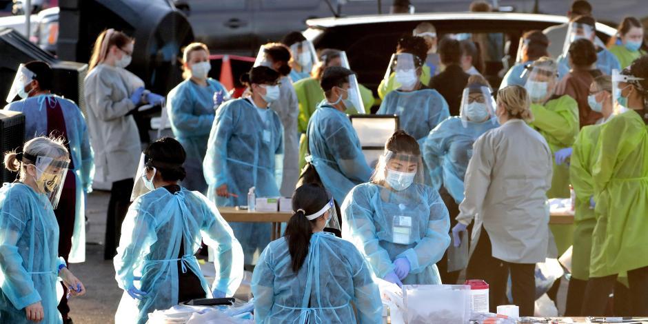 Estados Unidos-pandemia