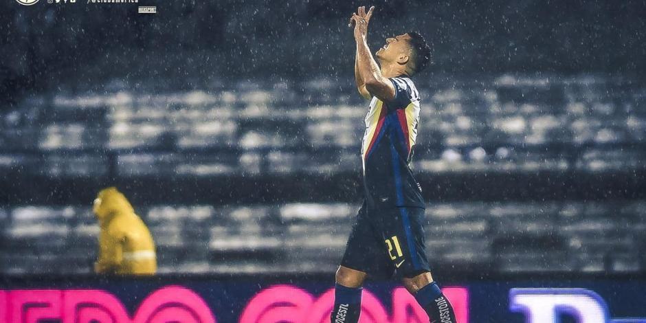 América 2-0 Toluca