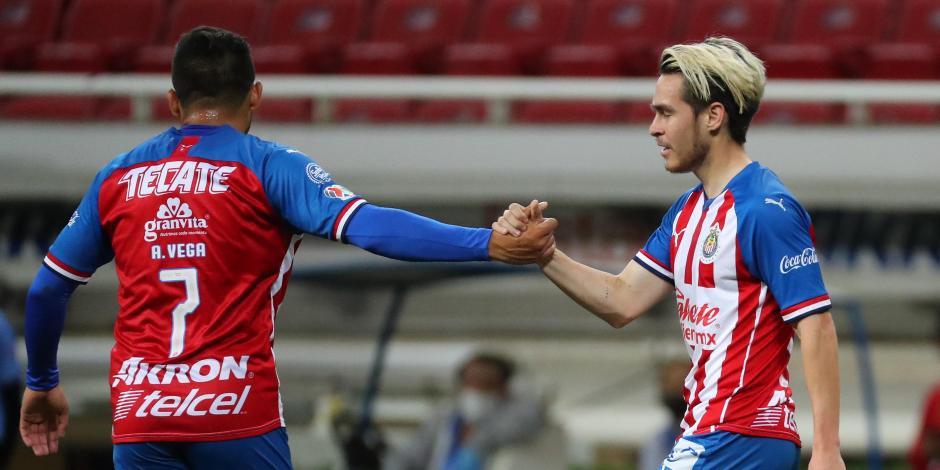 Chivas 2-0 Atlas