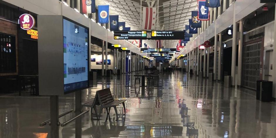 Aeropuerto Internacional de Washington-Dulles