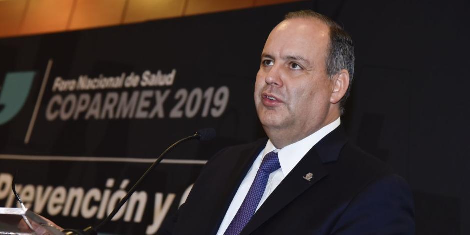 Coparmex-Espacio fiscal-SHCP-Hacienda-MiPymes