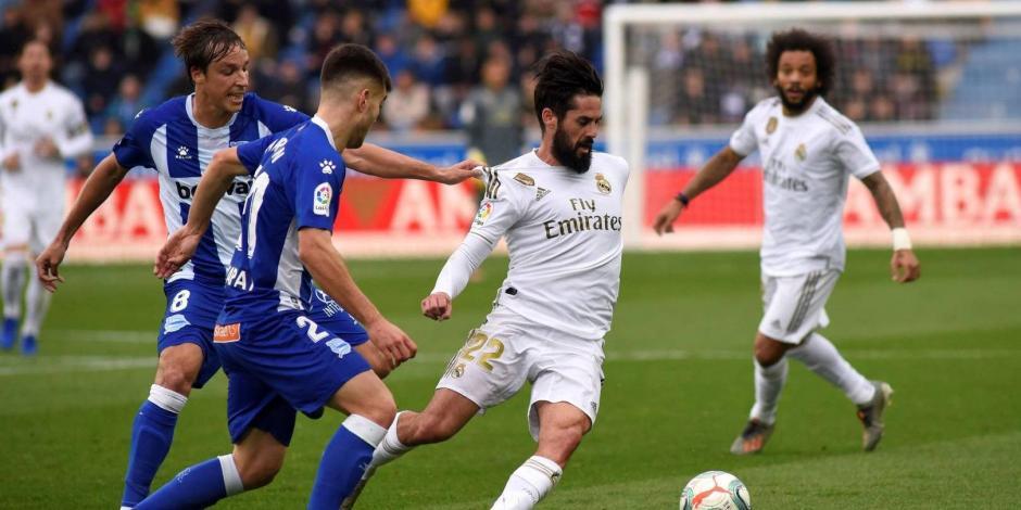 Real Madrid-Alavés