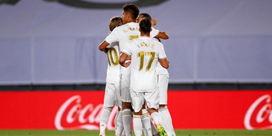 Real Madrid 2-0 Alavés