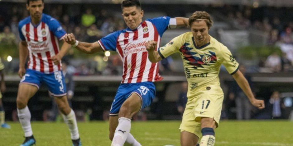 Con Clásico Nacional, quedan definidas las semifinales de la Copa por México