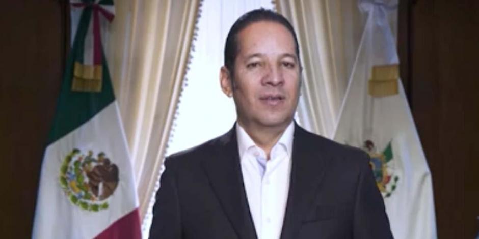 Videomensaje Pancho Domínguez
