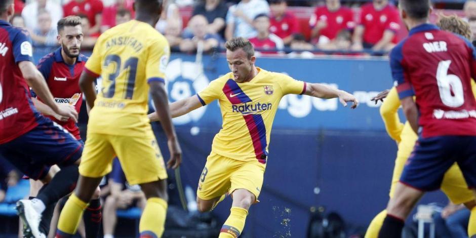 Barcelona Osasuna
