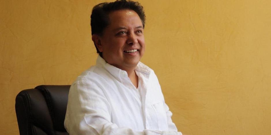 Pablo Almícar Sandoval Ballesteros.