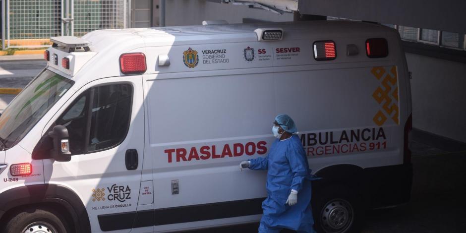 Veracruz-ambulancia