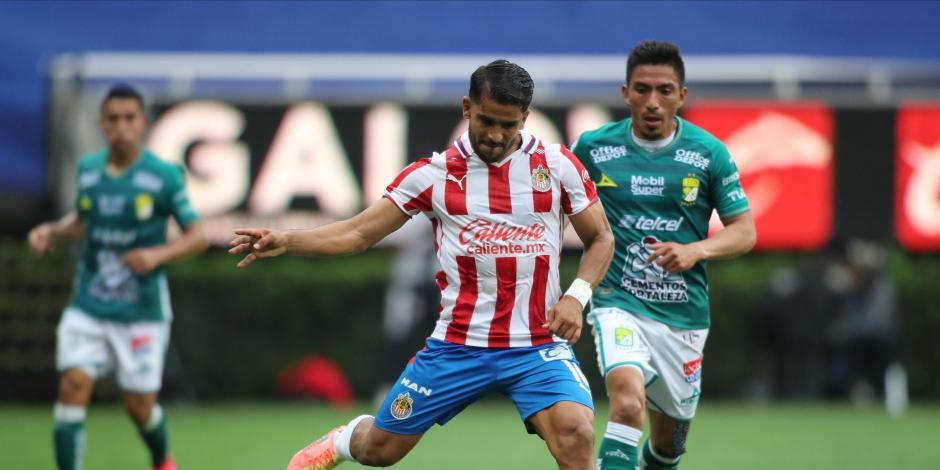 Chivas 0-0 León