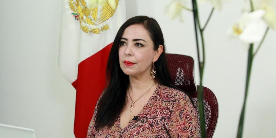 Patricia Durán Reveles
