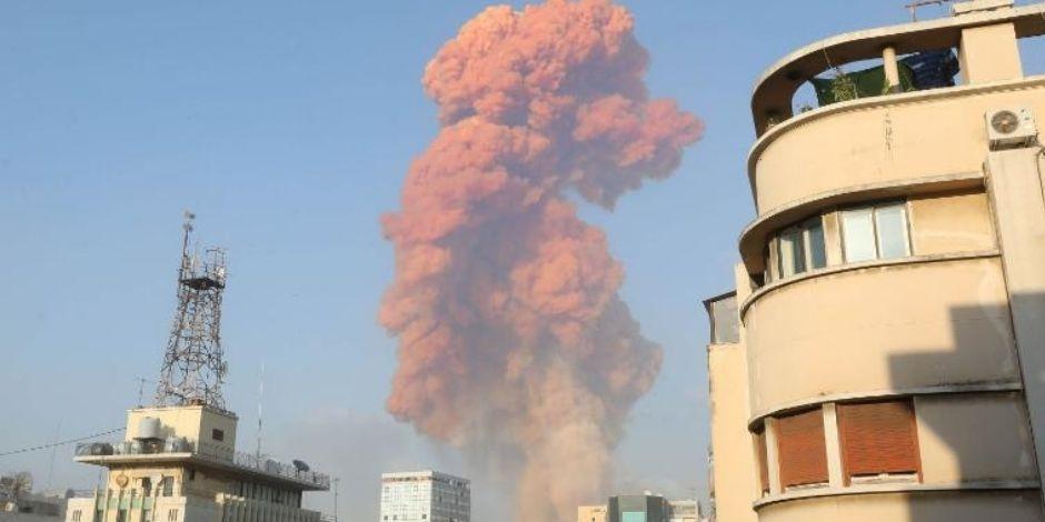 Beirut- explosión-agosto