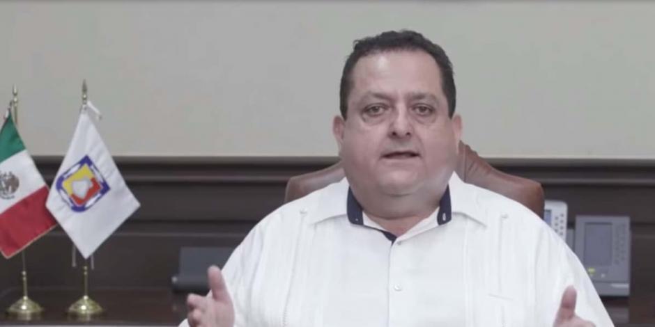 Carlos Mendoza verbena