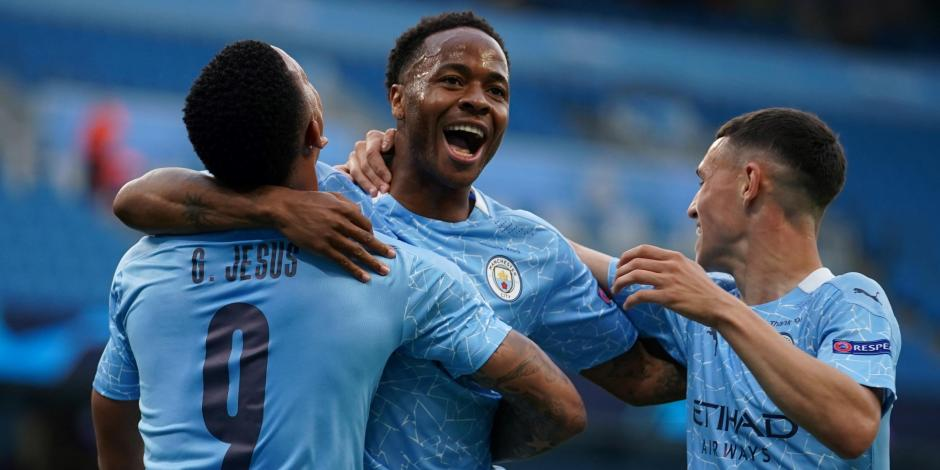 Manchester City 2-1 Real Madrid