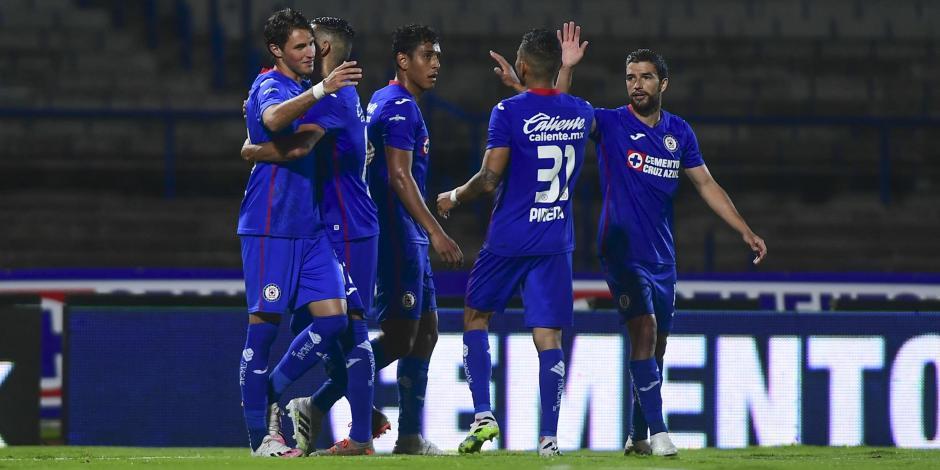 Cruz Azul 2-0 León