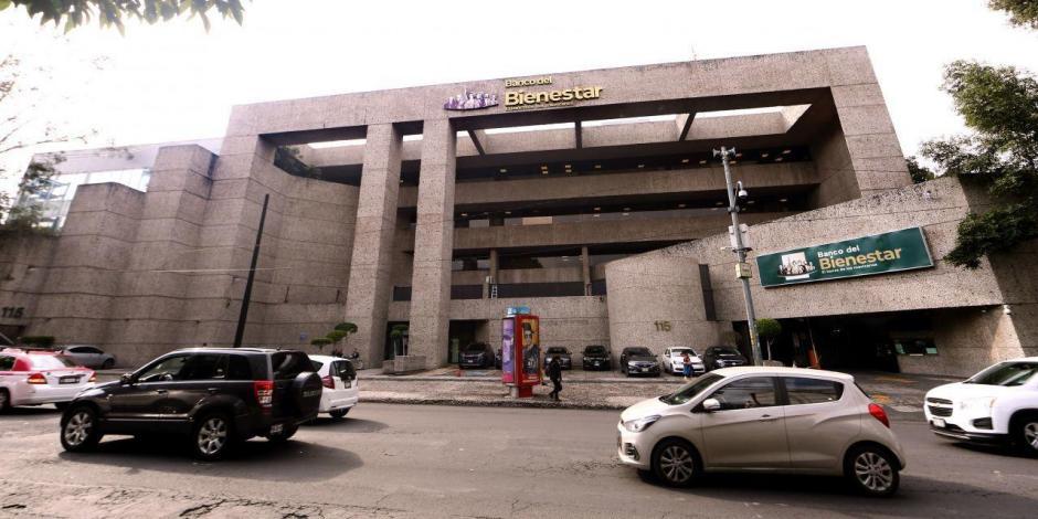 Banco del Bienestar-CDMX