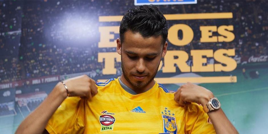 Diego-Reyes-Tigres-UANL-Liga-MX-Covid-19
