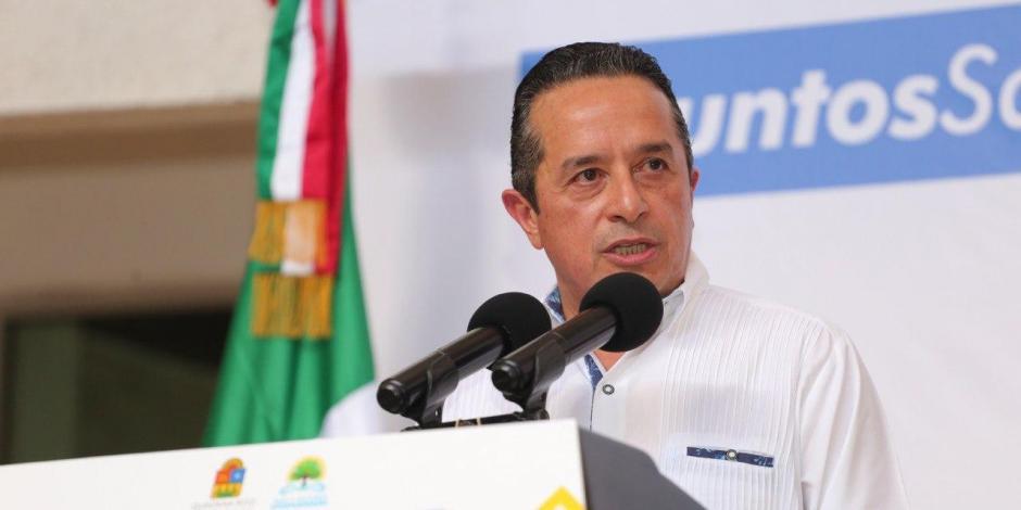 Carlos Joaquín, en cuarto lugar nacional en el ranking de los mejores  gobernadores